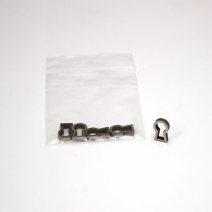 Box Hardware Thread Escutcheons