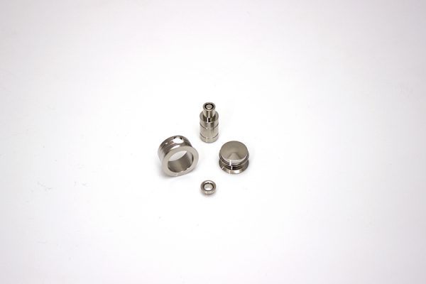 Box Hardware Precision Button Catch
