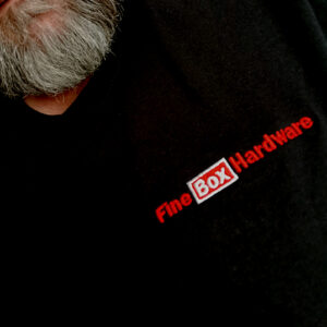 T-Shirt - Fine Box Hardware